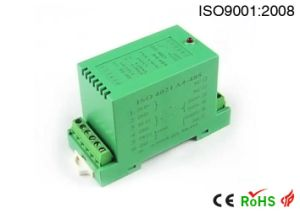 Analog (Current/Voltage) to Frequency Signal Transmitter/Converter/Isolator (DIN1*1 ISOEM U(A)-P-O) pictures & photos