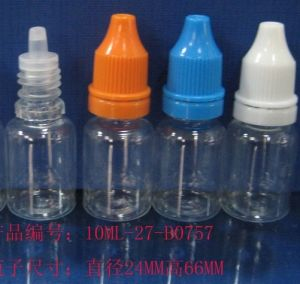 Quality Empty E Juice Bottle with Pet Childproof Cap and Safety Cap Eliquid Bottle Wholesale pictures & photos