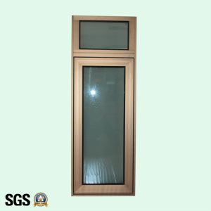 High Quality Aluminum Profile Casement Window with Multi Point Lock K03066 pictures & photos