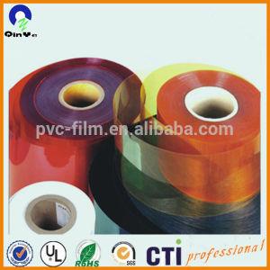 Super Transparent Color Package Polyvinyl Calender PVC Film pictures & photos