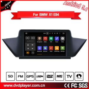 Andriod Car Trackering System DVD Player for BMW X1 E84 Auto GPS Navigatior with Wif Connection Hualingan pictures & photos