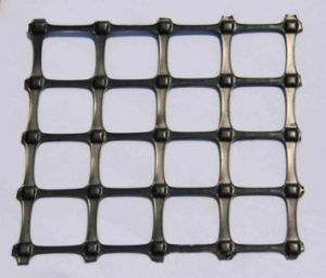 PP Biaxial Geogrid, Biaxial Plastic Geogrid for Foundation Reinforcement pictures & photos