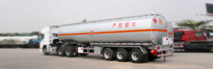 High Quality Bitumen Tank Semi Trailer for Sale pictures & photos