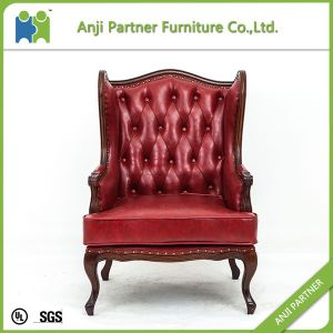 2016 Red Color Latest Design Fabric Sofa (June) pictures & photos