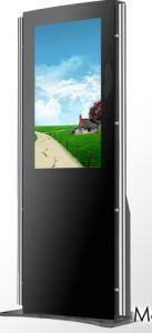 Sleek Vertical Kiosk LX8011 for Shopping Mall or Hotel