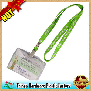 Promotion ID Card Holder Lanyard with Th-Ds055 pictures & photos