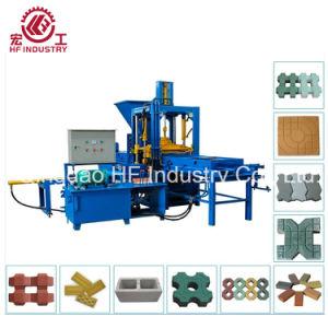 Qtf3-20 Semi Automatic Concrete Cement Hollow Block Moulding Machine Prices in Nigeria pictures & photos