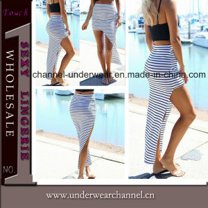 2015 Latest Fashion Dresses Women Beach Wear Skirts (TONY6025) pictures & photos