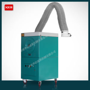 Flexible Double Arms Welding Fume Collector pictures & photos