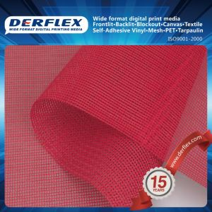 PVC Coated Fabric Mesh with Digital Printing for Building pictures & photos