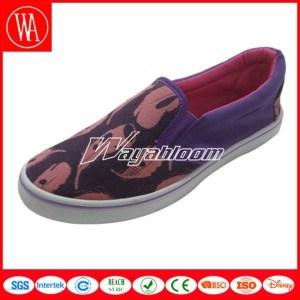 Leisure Canvas Women Shoes Comfort Flat Casual Shoes