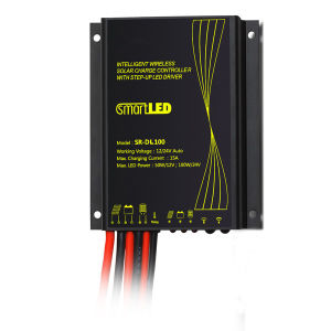 15A Waterproof Constant-Current Solar Street Light Charge Controller with Driver (QW-SR-DH100-LI) pictures & photos