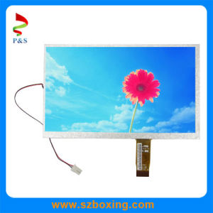 "7"" TFT LCD for DVD Player with 480*234 Resolution pictures & photos"