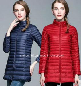 Women′s Super Light 90% White Duck Down Coat Jacket Slender Style pictures & photos
