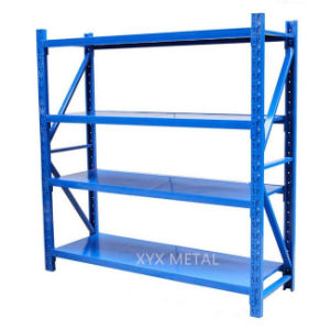 Middle-Duty Warehouse Rack Storage Shelf pictures & photos