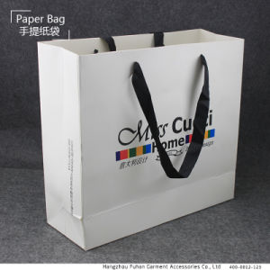 Garment Customized Coated Paper Printed Shopping Bag pictures & photos