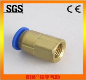 Pneumatic Fitting for Fast Connector (PCF8-02)