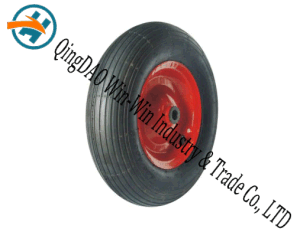 "16""X4.80/4.00-8 Rubber Wheel for Platform Trucks Wheels pictures & photos"