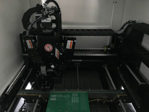 Online 3D Aoi After Engraving for PCB Testing on PCBA pictures & photos