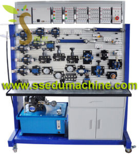 Mechatronics Trainer Coach Hydraulic Workbench Trainer Didactic Equipment Educational Equipment