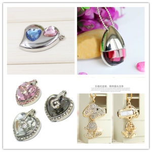 USB Flash Drive Wholesale Crystal Snoopy Pendrives Water Drop USB Stick Heart USB Flash Card USB Memory Flash Disk Thumb Drive pictures & photos