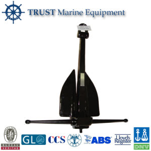 CCS, BV, Dnv, Lr, ABS, Gl, Rina Approval Marine Ship Anchor pictures & photos