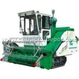 Farm Machinery Rice/Wheat Combine Harvester Machine (4LZ-1.8)