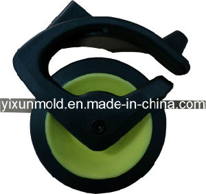 OEM Suitcase Wheel Plastic Injection Mould pictures & photos