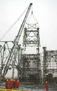 Sangao Premium Quality Derrick-Supported Flare Tower