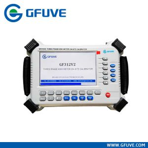 Portable Electrical Three Phase Energy Meter Field Calibrator pictures & photos