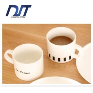 Korea Home Office Couple Drinking Cups Factory Direct Promotion Gift pictures & photos