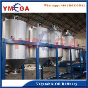 Good Quality Plant Peanut Oil Refining Machine Price pictures & photos