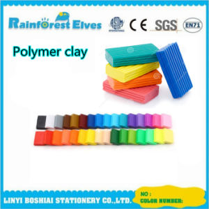 China Eco Friendly Polymer Clay Fimo for Children Education