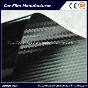 3D Auto Carbon Fiber Car Wrap Vinyl Film pictures & photos