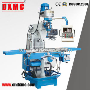 Vertical and Horizontal Turret Milling Machine (X6325WG)