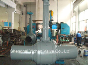 "Size: 2~60"" Welded Ball Valve pictures & photos"