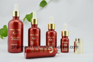 Red Oil Dropper Glass Bottle (5ml 10ml 15ml 20ml 30ml 50ml) pictures & photos