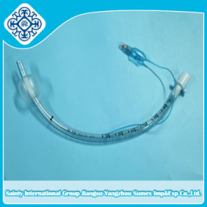 Endotracheal Tube (PVC With DEHP, Standard, Uncuffed) pictures & photos