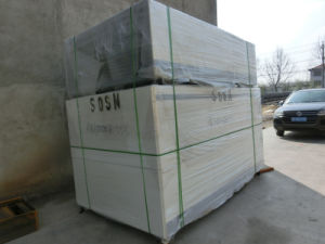 Wood Veneer Double Stations Vacuum Membrane Press for Furniture Making pictures & photos