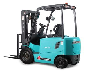 2.5t Electric Forklift Truck pictures & photos