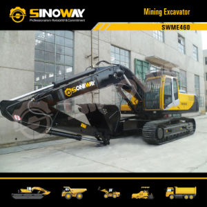 Hydraulic Excavator with 2.2 M3 Bucket Capacity pictures & photos