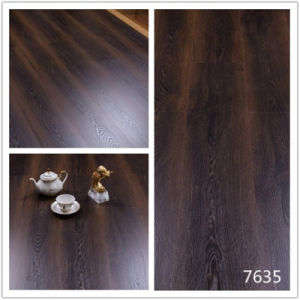 HDF Moulding Press Laminate Flooring pictures & photos