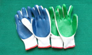 Latex Palm Coating Gloves Ls 2275