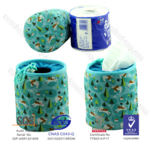 Funcy Fashion Good Quality Neoprene Tissue Holder Tissue Box, pictures & photos