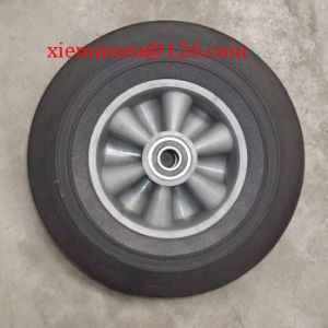 Solid Rubber Wheel 8*2 Inch pictures & photos