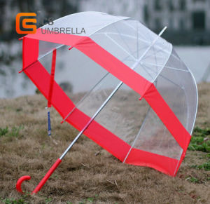 Red Edage Poe Apollo Gift Lady Umbrella (YS-T1006A) pictures & photos