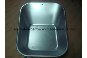 Galvanised Construction Wb6400 Wheel Barrow Tray pictures & photos