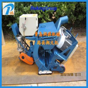 Road Shot Blaster Machine with Recycled Steel Shot Equipment and Dust Collector pictures & photos