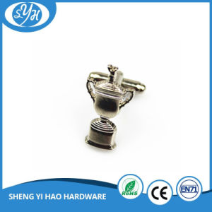 Wholesale Fancy Design Cup Shape Cufflinks for Men pictures & photos