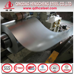 Regular Spangle Zinc Coated Galvanized Steel in Coil pictures & photos